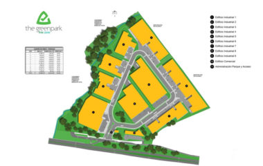 Green Park Free Zone Costa Rica
