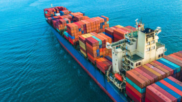 ocean freight in Central America