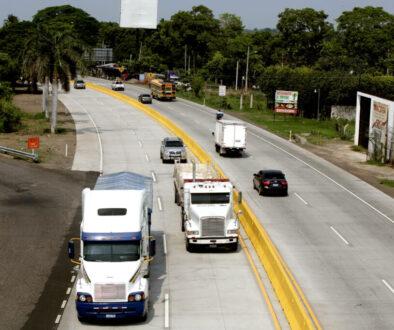 logistics sector in El Salvador
